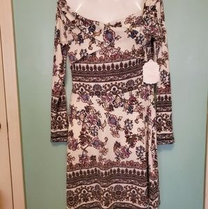 NWT Altar'd State Sweater Dress